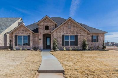 Amarillo Single Family Home For Sale: 6303 Time Square Blvd