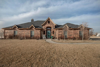 Amarillo Single Family Home For Sale: 19500 Winding River Rd