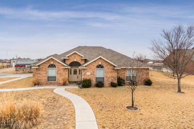 Canyon Single Family Home For Sale: 7901 Rockwell Rd