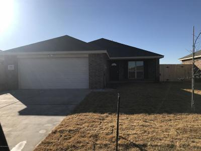 Amarillo Single Family Home For Sale: 4800 Gloster St