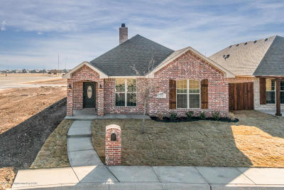 Amarillo Single Family Home For Sale: 6303 Mosley St