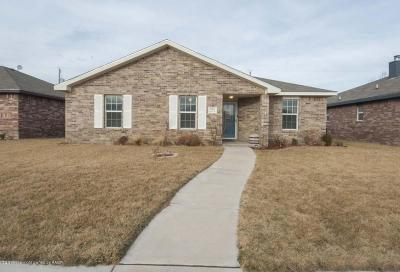 Amarillo Single Family Home For Sale: 7004 Voyager Trl