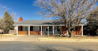 Panhandle Single Family Home For Sale: 1000 Oak