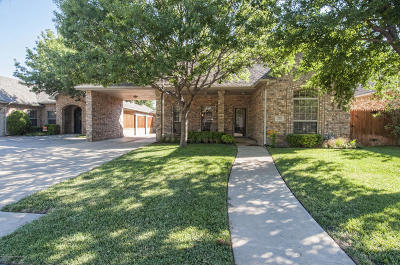 Amarillo Single Family Home For Sale: 7404 Parkway Dr