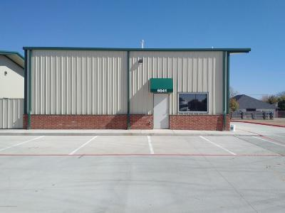 Amarillo Commercial For Sale: 6041 Bell St