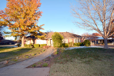 Amarillo Single Family Home For Sale: 3901 Fleetwood Dr