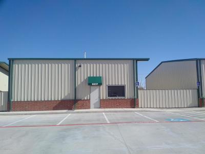 Amarillo Commercial For Sale: 6037 Bell St