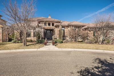 Randall County Single Family Home For Sale: 6008 Tuscany Village