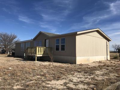 Fritch Single Family Home For Sale: 151 Hill Dr