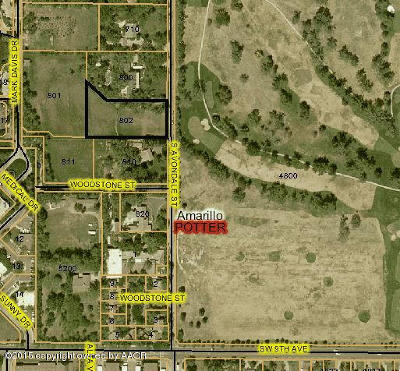 Amarillo Residential Lots & Land For Sale: 802 Avondale S St