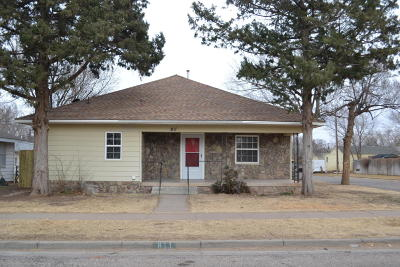Amarillo Single Family Home For Sale: 811 Prospect St