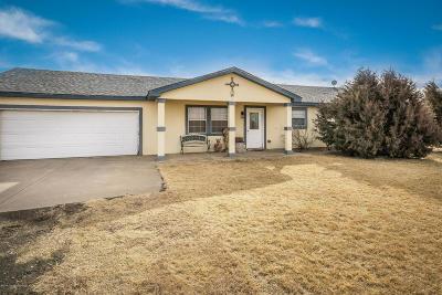 Amarillo Single Family Home For Sale: 15650 Fm 1151