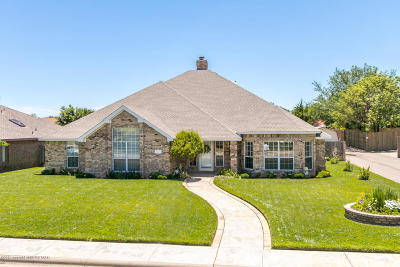 Randall County Single Family Home For Sale: 7819 Legend Ave