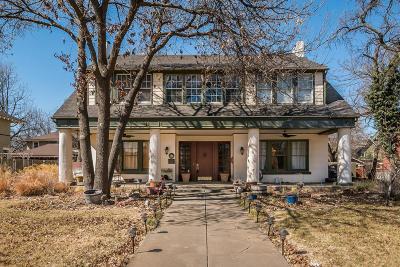 Amarillo Single Family Home For Sale: 1706 Polk St