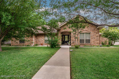 Amarillo Single Family Home For Sale: 2613 Hawthorne Dr