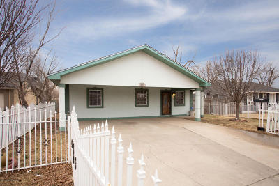 Amarillo Single Family Home For Sale: 2202 Brook Ave