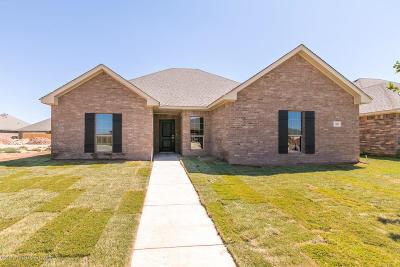 Amarillo Single Family Home For Sale: 7817 Crestline Dr