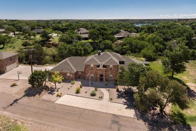 Amarillo Single Family Home For Sale: 143 Bayshore Dr