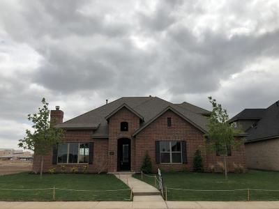Amarillo Single Family Home For Sale: 6301 Foley Square