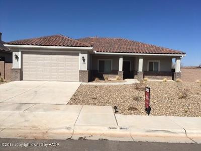 Amarillo Single Family Home For Sale: 1202 Chardonnay Blvd