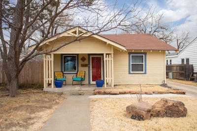 Amarillo Single Family Home For Sale: 4238 14th SW Ave