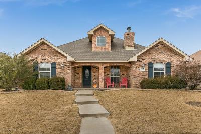 Amarillo Single Family Home For Sale: 8110 Alexandria Ave