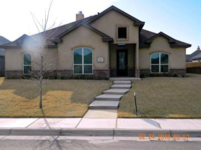 Randall County Single Family Home For Sale: 6302 Isabella Dr
