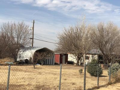 Fritch Single Family Home For Sale: 209 Fritch Dr