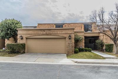 Amarillo Condo/Townhouse For Sale: 1615 Bryan S #18 St
