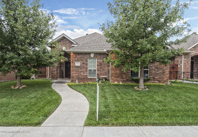 Randall County Single Family Home For Sale: 7003 Thunder Rd