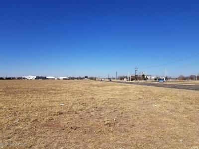 Amarillo TX Residential Lots & Land For Sale: $595,000