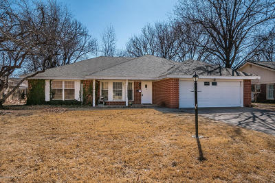 Potter County, Randall County Single Family Home For Sale: 6311 Calumet Rd