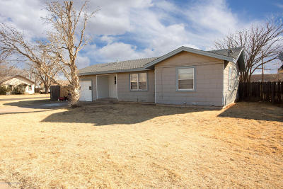 Canyon Single Family Home For Sale: 1001 7th St
