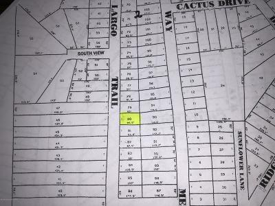 Fritch Residential Lots & Land For Sale: 212 Largo Trl