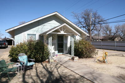 Panhandle Single Family Home For Sale: 206 4th West