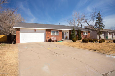 Randall Single Family Home For Sale: 3114 Mockingbird Ln