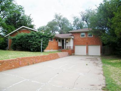 Amarillo Single Family Home For Sale: 4214 Albert Ave