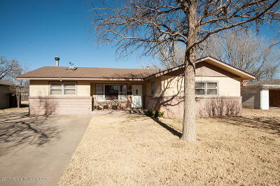 Potter County, Randall County Single Family Home For Sale: 4220 Jennie Ave