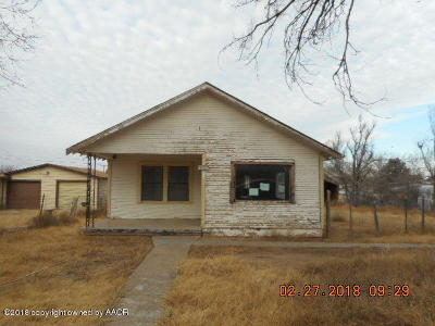 Carson County Single Family Home For Sale: 203 Birch St