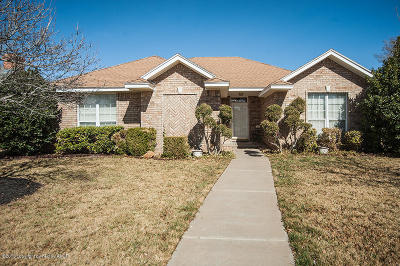 Randall County Single Family Home For Sale: 6708 Precision Pl
