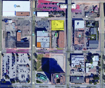 Potter County Commercial For Sale: 100 Pierce S St