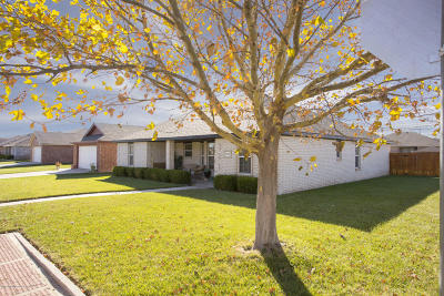 Amarillo Single Family Home For Sale: 4300 Ross St