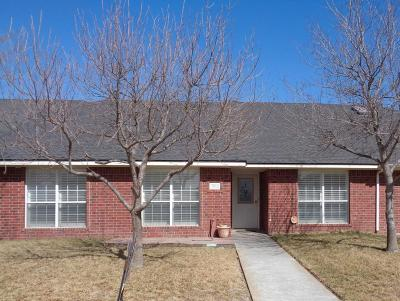 Randall County Condo/Townhouse For Sale: 7012 Thunder Rd