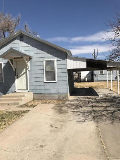 Multi Family Home For Sale: 1111 S. Banks