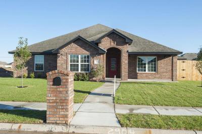 Amarillo Single Family Home For Sale: 2904 Portland Ave