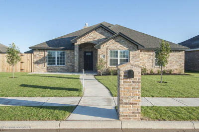 Amarillo Single Family Home For Sale: 2902 Portland Ave