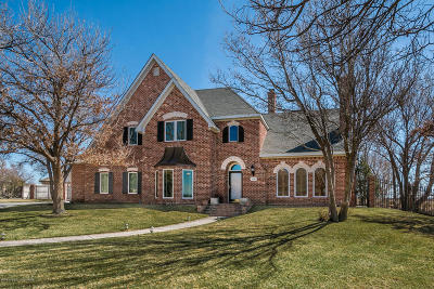 Potter County Single Family Home For Sale: 1600 Club View Drive