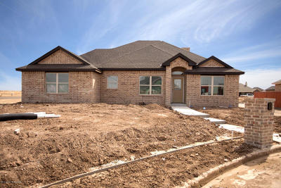 Amarillo Single Family Home For Sale: 2701 Westbrook Ave