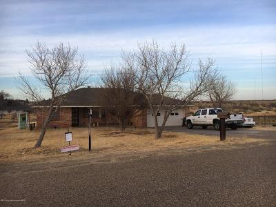 Amarillo Single Family Home For Sale: 117 Roaring Trl
