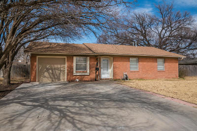 Potter County, Randall County Single Family Home For Sale: 5208 Floyd Ave